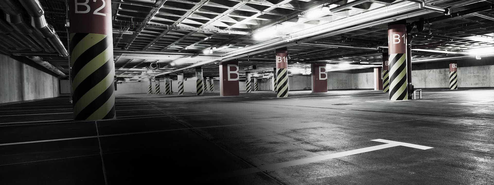 Parkingplus.pl - wyposażenie parkingów | Kraków