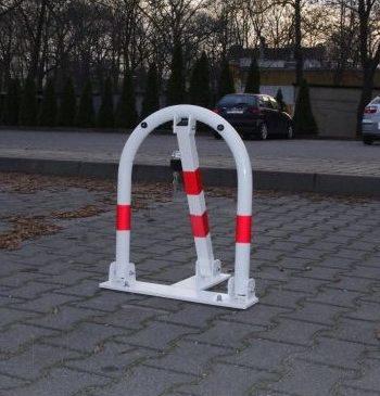 Blokada parkingowa model