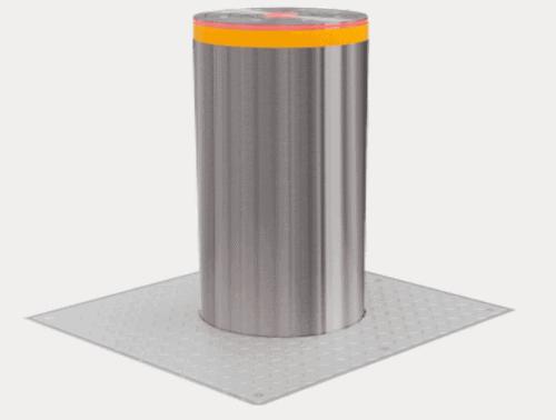 Zapora antyterrorystyczna, słupek NICE seria RBAA